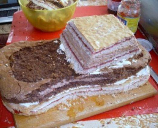 3D торты для мальчика. Автомобили (12) (522x426, 41Kb)