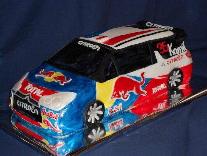 3D торты для мальчика. Автомобили (35) (700x525, 235Kb)
