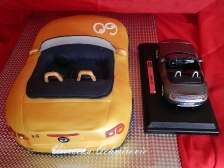 3D торты для мальчика. Автомобили (39) (448x336, 132Kb)