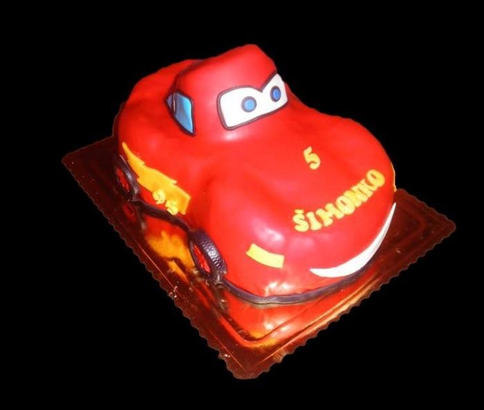 3D торты для мальчика. Автомобили (43) (700x592, 116Kb)