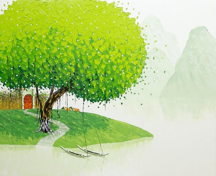 Phan-Thu-Trang.-Flower-field.-The-banyan-tree.100x120-cm (700x571, 176Kb)