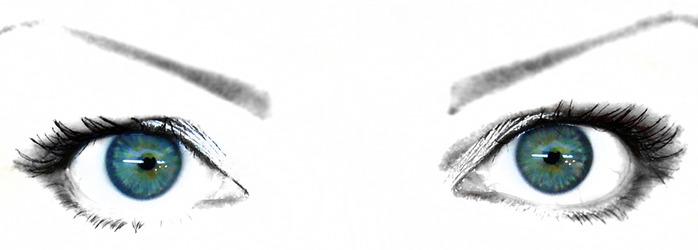 глаза (698x250, 31Kb)
