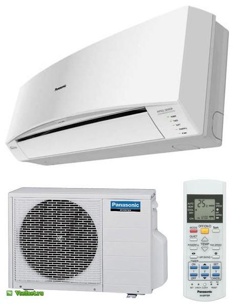 Кондиционер  сплит-система бытовая Panasonic CS-E7NKD (459x599, 47Kb)