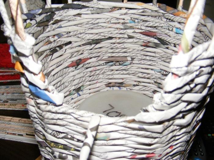Плетение из газет. МЕЛЬНИЦА. Мастер-класс (10) (700x525, 317Kb)