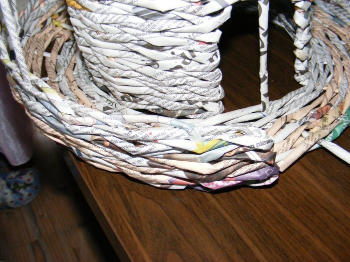 Плетение из газет. МЕЛЬНИЦА. Мастер-класс (24) (700x525, 327Kb)