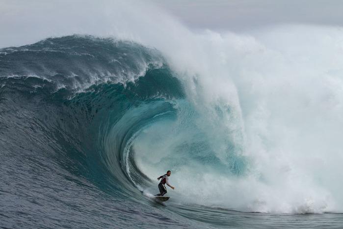 красивые волны фото 8 (700x466, 72Kb)