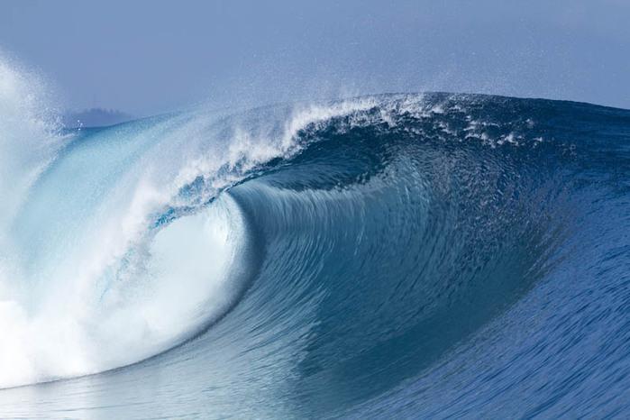 красивые волны фото 12 (700x466, 86Kb)
