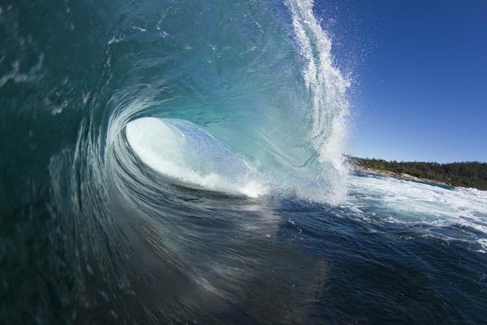 красивые волны фото 13 (700x466, 90Kb)