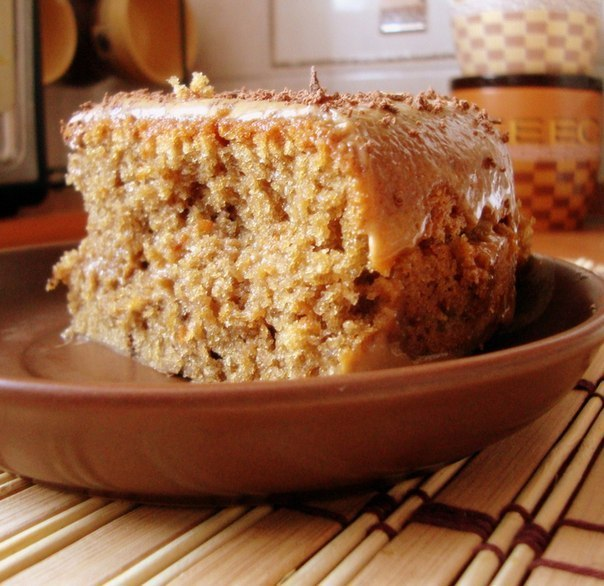 Кофейный пирог на кефире рецепт пошагово