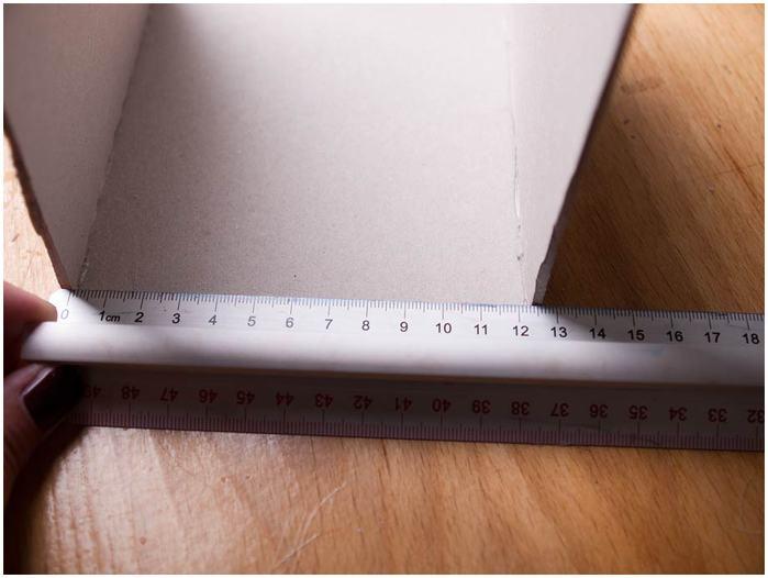 Винтажная кофемолка из картона. Мастер-класс. Супер! (15) (700x526, 37Kb)