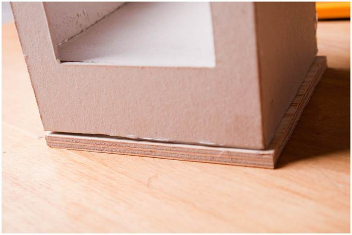 Винтажная кофемолка из картона. Мастер-класс. Супер! (19) (700x468, 28Kb)