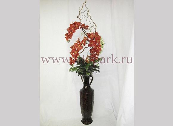 Цветы для высокой вазы своими руками