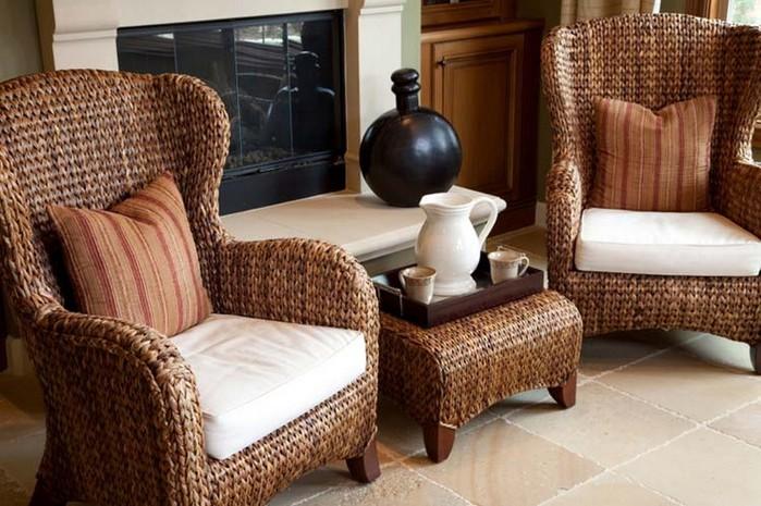 Плетеное кресло и другая мебель для сада 2 (700x465, 104Kb)