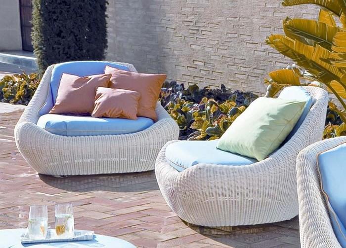 Плетеное кресло и другая мебель для сада 14 (700x503, 118Kb)