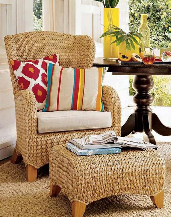 Плетеное кресло и другая мебель для сада 22 (552x700, 488Kb)