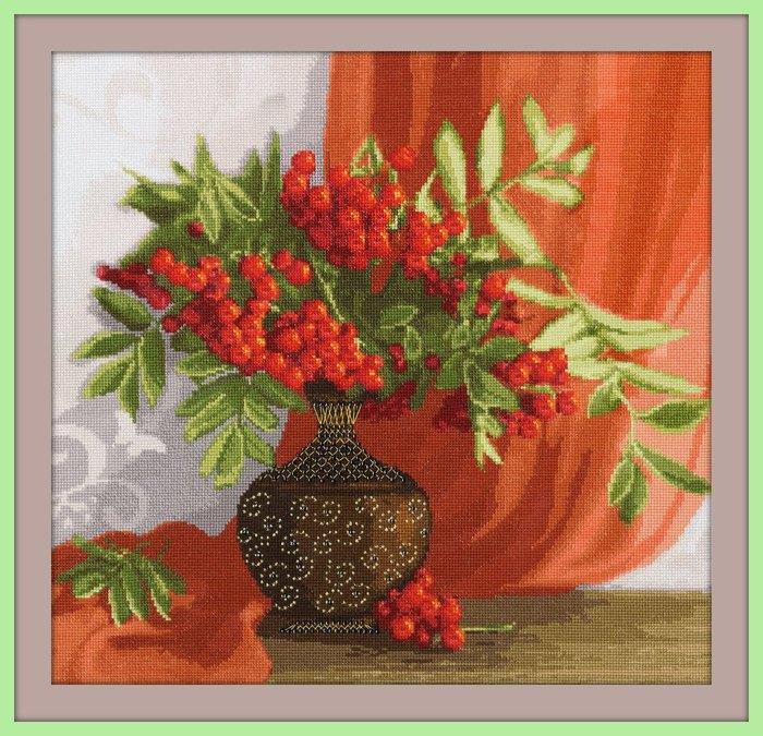 красный натюрморт (700x675, 139Kb)