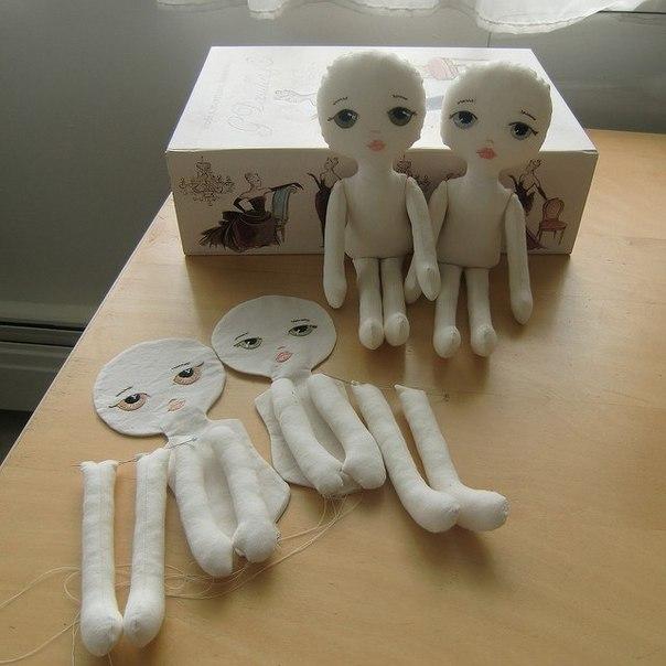Кукла своими руками для дачи