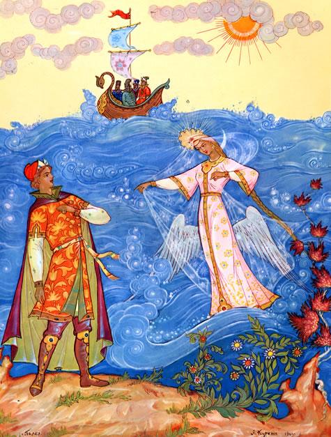 Иван Чудотворцев Мифы - для чего важна сказка?