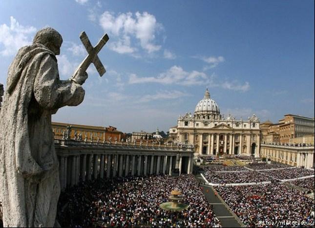 Католическая Пасха Итальянская кухня