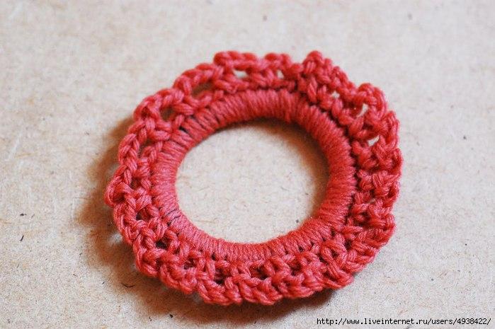 Как обвязать шарф 9