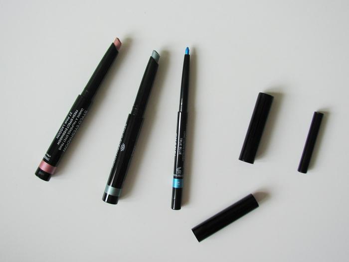 Chanel Stylo eyeshadow 27 Pink lagoon, 37 Jade shore, Chanel Stylo yeux waterproof 57 True blue/3388503_7 (700x527, 229Kb)