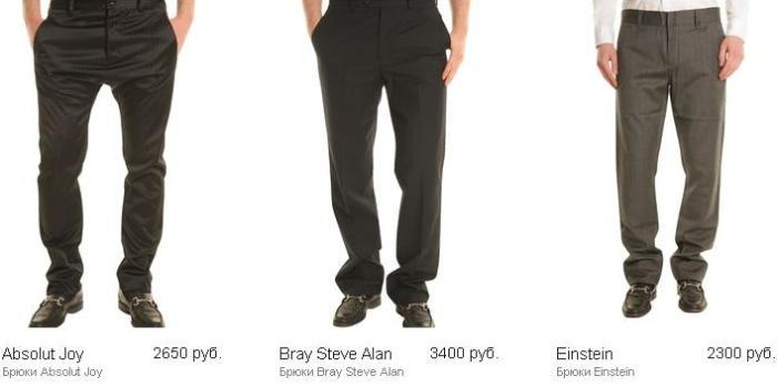 Стильные брюки (700x349, 23Kb)