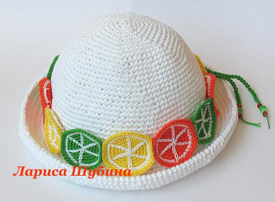 crochet de chapeau d'été (1) (545x400, 94Kb)