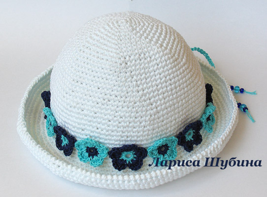 crochet de chapeau d'été (2) (542x400, 84Kb)