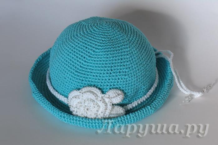 crochet de chapeau d'été (5) (700x466, 112Kb)