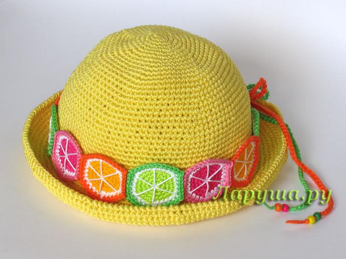 летняя шляпка крючком (9) (700x525, 134Kb)