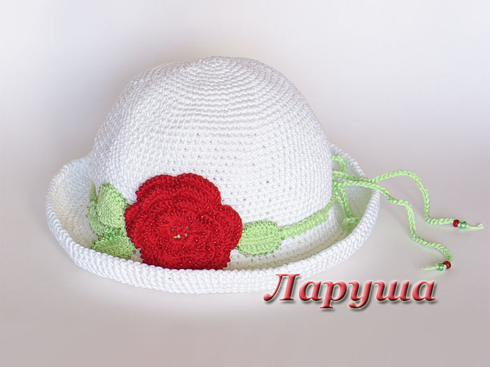 crochet de chapeau d'été (14) (700x525, 84Kb)