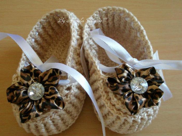 孩子们的鞋 - maomao - 我随心动