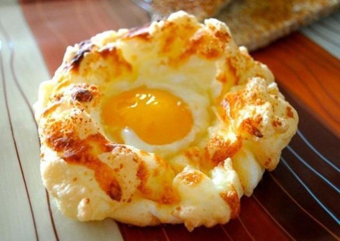 рецепты яичного приготовления