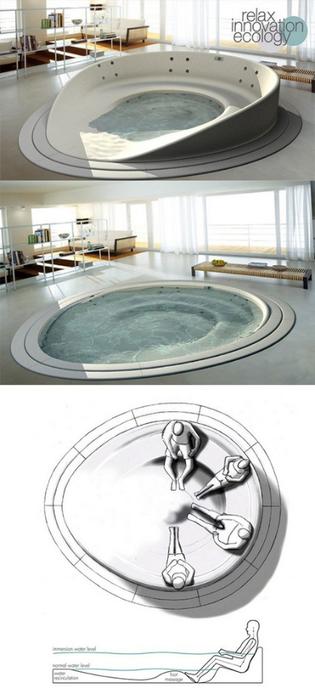 Необычный дизайн интерьера ванных 21 (315x700, 169Kb)