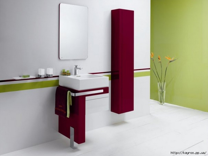Необычный дизайн интерьера ванных 26 (700x526, 137Kb)