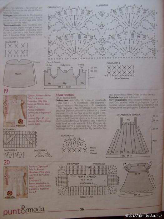 платье для девочки крючком (7) (525x700, 265Kb)