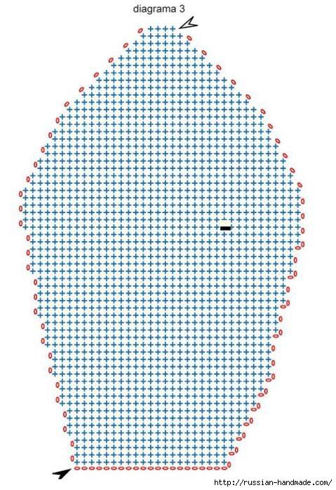 Подушка БОЖЬЯ КОРОВКА. Вязание крючком для детей (4) (479x699, 254Kb)