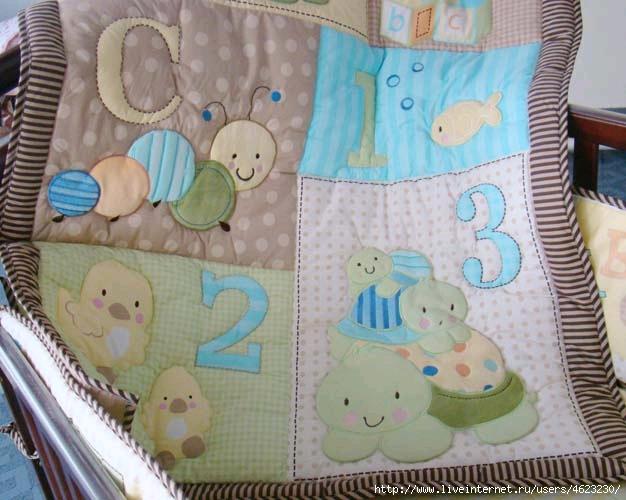 Детские одеяла своими руками размеры