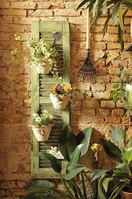 использование бросового материала в интерьере дома и на даче (65) (426x640, 301Kb)