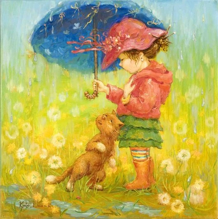 'Яркие краски детства'