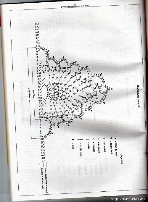 Вязание крючком. Летние модели (5) (500x683, 183Kb)