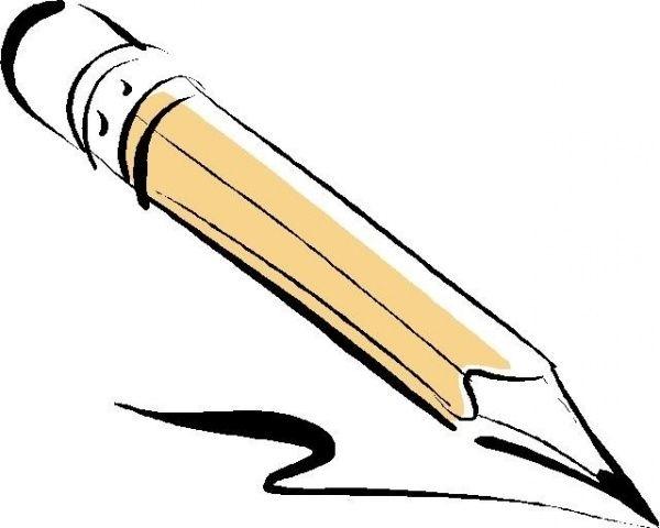 картинки школьная ручка