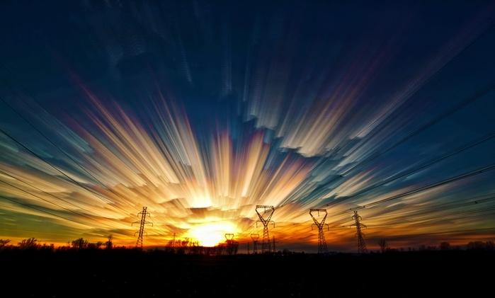 красивое небо фото 6 (700x421, 165Kb)