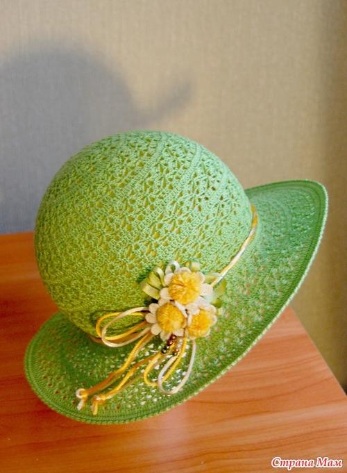 летняя шляпка крючком (25) (500x681, 214Kb)