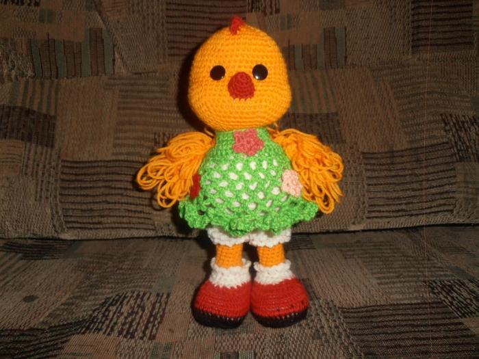 Форум рукодельное зазеркалье вязание игрушек