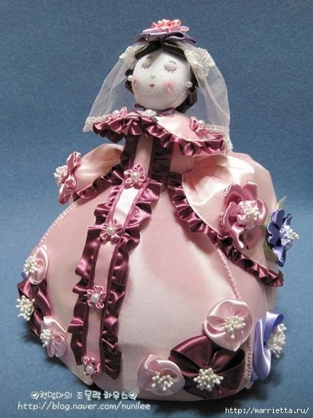 Французскую мадам на корейский лад сошьем Мастер-класс по пошиву куклы (3) (448x598, 189Kb)