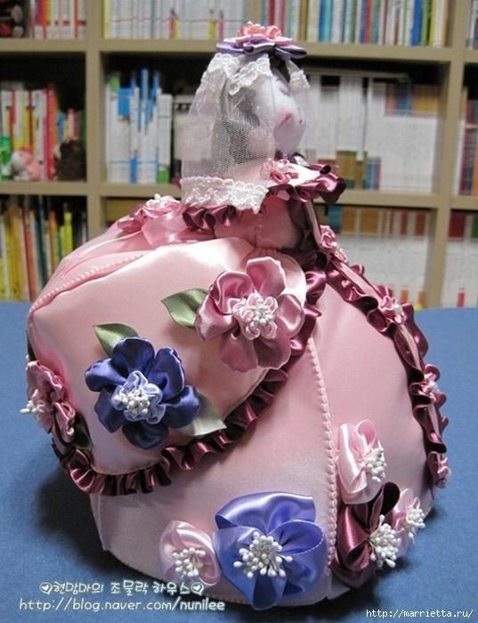 Французскую мадам на корейский лад сошьем Мастер-класс по пошиву куклы (5) (537x700, 284Kb)