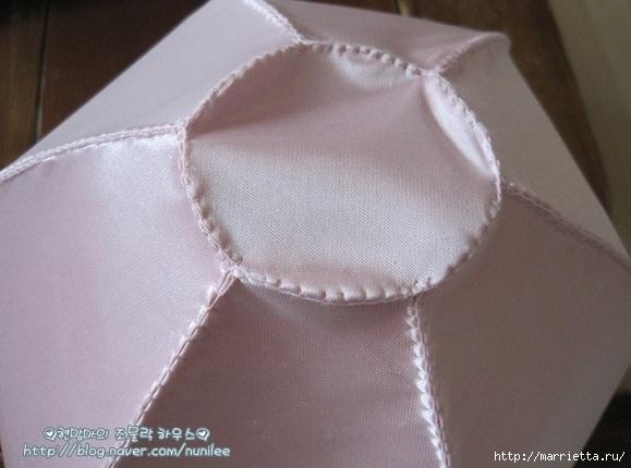 طريقة الدمية العروسة