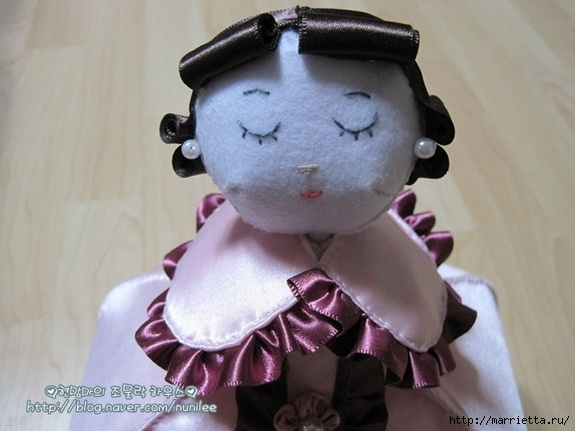 Французскую мадам на корейский лад сошьем Мастер-класс по пошиву куклы (40) (575x431, 135Kb)