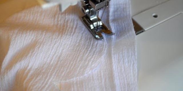 Сшить летнюю юбочку для девочки
